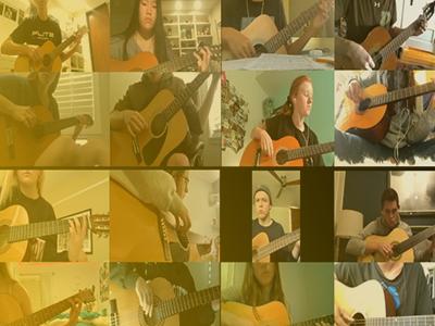 Classical Advanced Guitar Ensemble