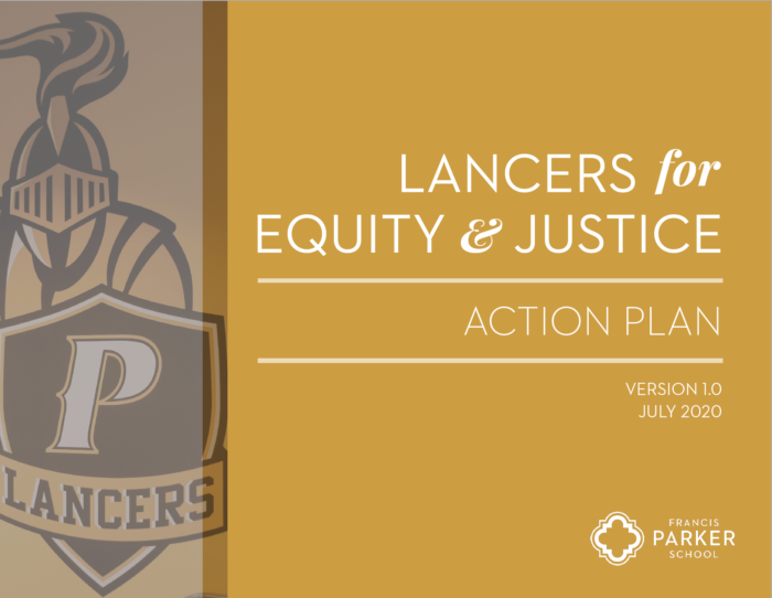 Lancers for Equity and Justice Action Plan